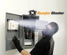 Burglar Blaster   DudeIWantThat.com