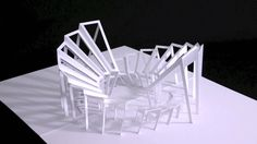 Five Awesome Pop-Up Paper Sculptures, via YouTube.
