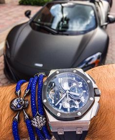 Black and blue combo by @spjeweler by thisisamans.toy