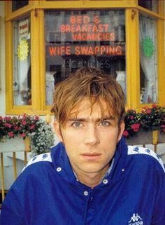 Damon Albarn.  He was my first adolescent crush. :)