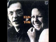 Elis Regina/Tom Jobim - Brigas Nunca Mais