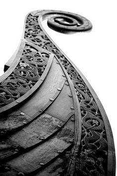 "dopediamond: ""Dope…Oseberg Ship, Viking Ship Museum, Oslo - Norway """