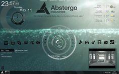 Assassin's Creed 4 - Abstergo Industries UI by xSakuraKurox