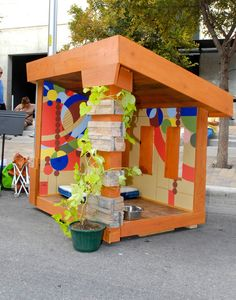 """Frank Lloyd Wright-inspired """"Tailiesin SXSW"""" 