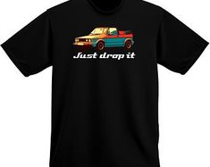 Vw Enthusiast shirts, designed by Enthusiasts by VdubShirtClub Club Shirts, T Shirts, Vw T, Volkswagen, Vw Cabriolet, Shirt Designs, Drop, Mens Tops, Etsy