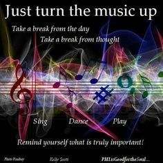 Turn the Music Up ༺♡༻ WILD WOMAN SISTERHOODॐ #WildWomanSisterhoodॐ #danceyourprayers #wehavecometobedanced