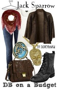 154e7cea7c6f1 disney inspired clothes for women - Google Search Character Inspired  Outfits, Fandom Outfits, Jack