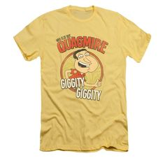 Family Guy - Quagmire Adult Slim Fit T-Shirt