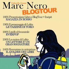 Il Colore dei Libri: [BlogTour] Mare Nero di Gabriella Genisi: Recensio...