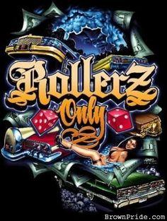 Rollerz Only Car Club Arte