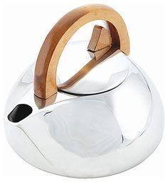 K3 Picquotware Tea Kettle - modern - coffee makers and tea kettles - HORNE