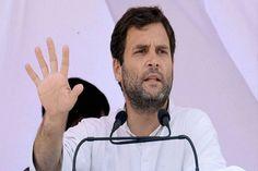 सरकार किसानो के साथ 'युद्ध' की स्थिति में : राहुल   Punjab Kesari