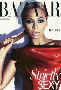 Beyonce - Haper's Bazaar - Dec 2011