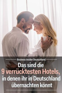 Lust auf ein Abenteuer? Diese 9 Hotels in Deutschland sind absolut außergewöhnlich. Artikel: BI Deutschland Foto: Shutterstock/BI