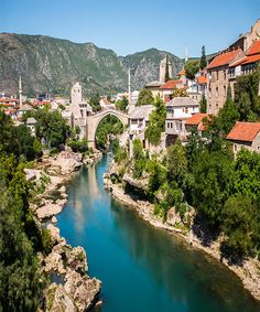 Mostar, Bosnia and Herzegovina - Amazing Place To Go Once in Your Life