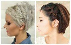 Haircuts lyhyet hiukset: 14 lajinimien (200 valokuvaa) | beautysummary