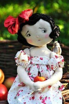 Muñecas hechas a mano en busca de inspiración-2 .. Discusión liveinternet - Servicio de Rusia Diarios Online