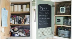 """I got """"Shabby Chic Kitchen Cabinet"""" in Keep Your Home Fresh & Clean This Spring!"""