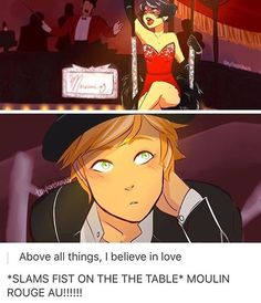 Moulin rouge au gives me life. I need more.
