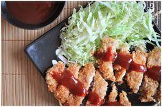 como fazer tonkatsu