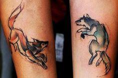 Tatuajes para parejas: diseños para perpetuar vuestro amor