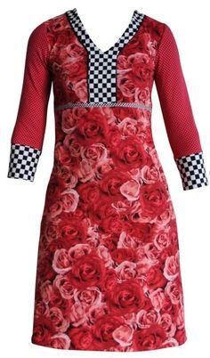 Details by Mixed - My rosegarden regular - dress