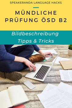 A list of tips and tricks to help you prepare for the German oral exam. Stress, Learn German, Study Tips, Tricks, Teaching Resources, Sentences, Languages, Teacher, Learning