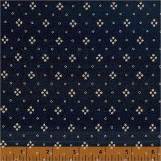 Old Glory III c. 1850, 27136-5, Windham Fabrics