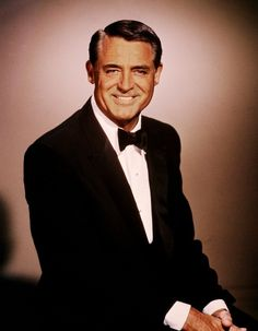 Cary Grant - oh my . . .                                                                                                                                                     Plus