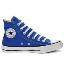 Tênis Converse All Star CT As Seasonal Hi Azul CT112100