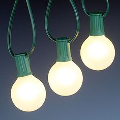 i'd prefer these with clear bulbs and if my landlord wasn't crazy about leaving lights on i'd get them for my new deck.