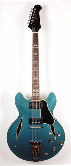 60's Vintage Trini Lopez Guitar