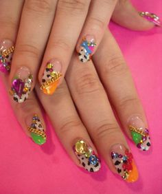 Slideshow: A Brooklyn Manicurist's Insane Nail Art