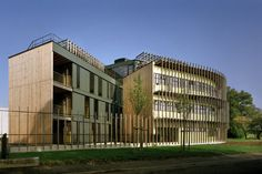 INRA Research Laboratory is Dedicated to Ecology and Forest Ge...