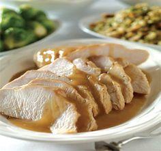 Southern Kosher Turkey with Finger Lickin' Gravy - #TheKosherChannel