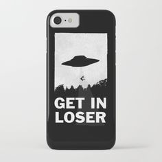 Get In Loser iPhone & iPod Case