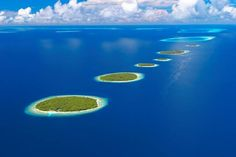 16 astonishing images of islands that could disappear within 100 years
