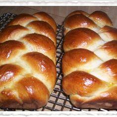 Grandma's Amish Bread Recipe