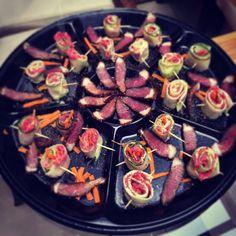 Biltong Sushi - by @BraaiBoy
