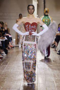 Maison Martin Margiela Haute Couture Fashion Week Fall 2014 - Fashionista