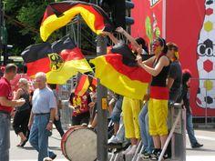 Fussball - Deutschland gegen Spanien!