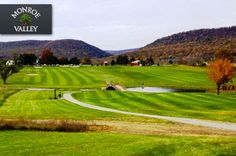 $15 for 18 Holes with Cart and Range Balls at Monroe Valley Golf Course in Jonestown near Harrisburg, #Pennsylvania! #Golf
