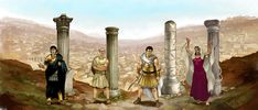Imperivm by JonHodgson on DeviantArt Promotional Banners, Classical Antiquity, Worlds Largest, Card Games, Mythology, Camel, Roman, Original Paintings, Deviantart