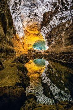 Lanzarote, la isla de fuego, Los Verdes · National Geographic Canarias. Spain