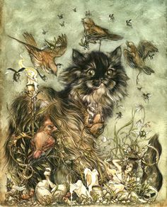 The Mischievous and The Wayward   by Jeremy Hush