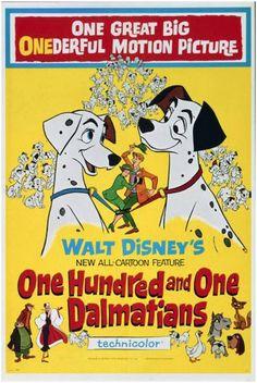 I bellissimi poster originali dei grandi classici Disney. #disney #art