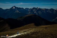 Jonathan Duncan and Andrew Gunn at Chilcotins in Whistler, British Columbia, Canada - photo by ReubenKrabbe - Pinkbike