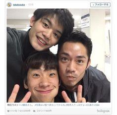 元フィギュアスケート選手の小塚崇彦さんが4月16日、同じく元フィギュアスケート選手の高橋大輔さん、織田信成さんとのスリーショットをインスタグラムで公開している。