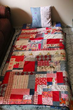Mônica artesanatos : 1 Projeto por mês - colcha de retalhos