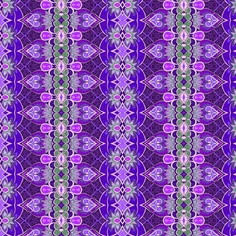 Colorful fabrics digitally printed by Spoonflower - Victorian Violets Vertical Garden Stripe in violet Victorian Fabric, Violets, Shades Of Purple, Custom Fabric, Spoonflower, Favorite Color, Craft Projects, Fabrics, Colorful